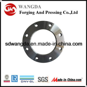DIN Cartbon Steel 6bar Slip-on Flanges, Blind Flanges, Welding Neck Flanges pictures & photos