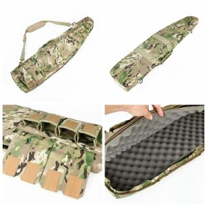 Tactical Rifle Sniper Hunting Gun Case Shooting Carrying Case Cl12-0003 pictures & photos