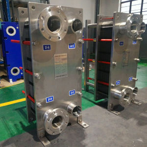 Cost Effective Customized Equivalent Alfa Laval Stainless Steel Pool Heat Exchanger pictures & photos