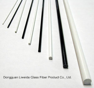 Good Tenacity Pultrusion Fiberglass FRP Rods/Bar for Wide Usage pictures & photos
