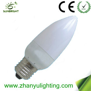 5W Candle Small CFL Light Bulbs pictures & photos