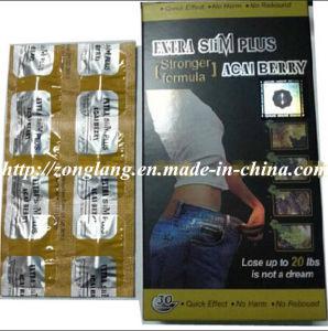 Extra Slim Plus Acai Berry Natural Slimming Capsule pictures & photos