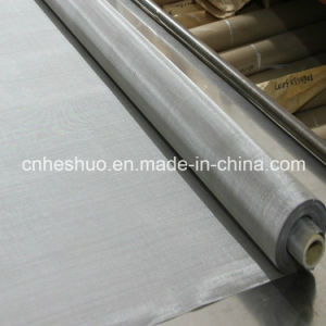 Factory Direct Selling 316 Food Grade Stainless Steel Wire Mesh Cloth Filtration pictures & photos
