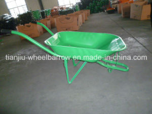 Wb6200-2 Sale Nigeria Industrial Wheelbarrow Made in China pictures & photos