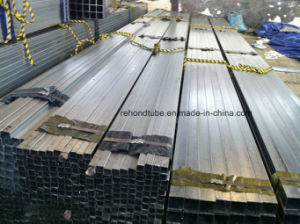 ERW Precision Rectangular Tube and Pipe pictures & photos