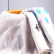 100% Cotton 5 Layer Gauze Printing Towel and Bath Towel
