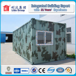 20/40 Feet Welded Container House pictures & photos