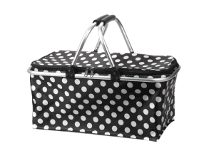Foldable Insulated and Thermal Picnic Cooler Basket (MS3135) pictures & photos