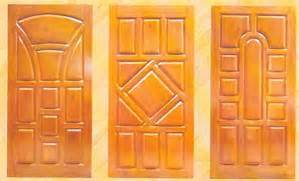 Various Design Solid Wooden Entrance Door for Hotel pictures & photos
