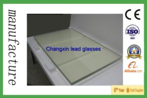 X Ray Radiation Lead Glass pictures & photos