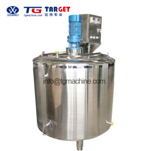 Hot Sale Chocolate Holding Tank Chocolate Machine pictures & photos