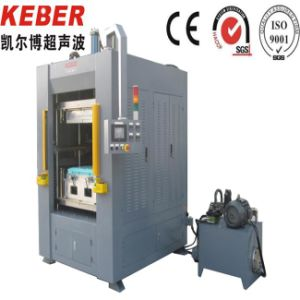 SGS ISO Hydraulic Hot Plate Welders for Plastic Container (KEB-6550) pictures & photos