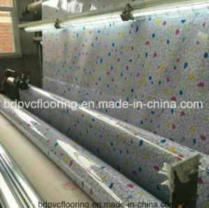 3m PVC Flooring Linoleum Roll Manufacture pictures & photos