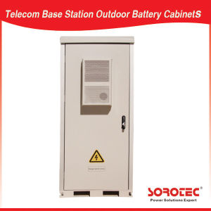 Telecom Base Station Outdside Battery Cabinets pictures & photos