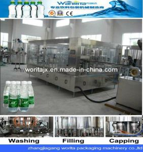 Mineral Water Plant Machinery (WD24-24-8) pictures & photos