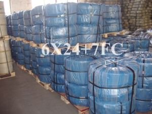 Steel Wire Rope (6X24+7FC) pictures & photos
