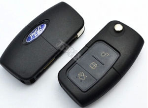 Flip Remote Car Key for Ford Fiesta Focus Mendio pictures & photos