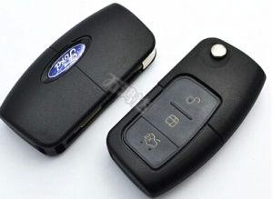 Good Quality Flip Remote Car Key for Ford Fiesta Focus Mendio Smart Transponder Key pictures & photos