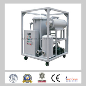JY-100 Vacuum Insulation Oil Purifier pictures & photos