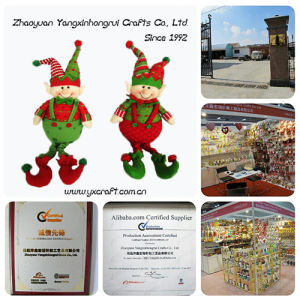 Christmas Decoration (ZY11S147-1-2 6′′X 4′′) Christmas Back Pack pictures & photos