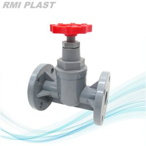 Manual Handle Pph Globe Valve pictures & photos