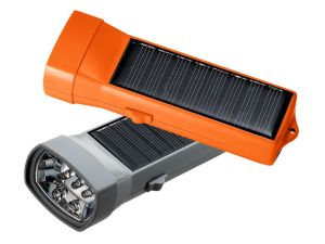 Solar Torch with High Lumen for Lighting pictures & photos