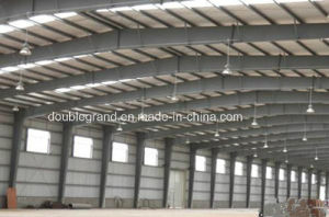 Light Steel Structure for Plant/Workshop/Steel Factory pictures & photos