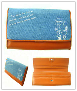 Fashion Lady PU Wallet/Purse/Bag (JYW1512) pictures & photos