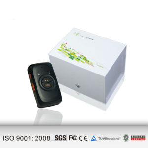 IP65 Waterproof Long Standby Time GSM GPRS Kids Child GPS Tracker with Ce RoHS pictures & photos