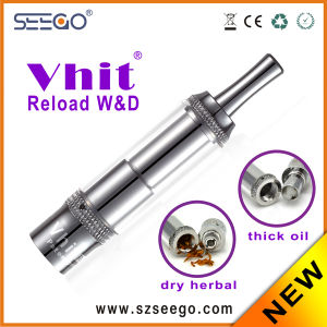 Electronic Cigarette Seego Vhit Reload W&D Dry Herb Vaporizer pictures & photos