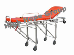 High Hope Medical - Automatic Loading Ambulance Stretcher Yxh-3A5 pictures & photos
