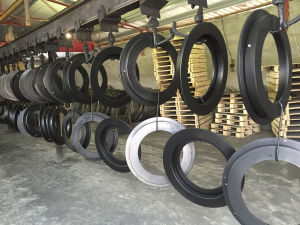 Trailer Slewing Ring Turntable Bearing pictures & photos
