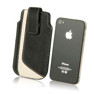 Mobile Cell Phone Accessories Universal Slim up Pouch for iPhone & Samsung pictures & photos