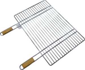 Outdoor BBQ Cooking Basket Grid