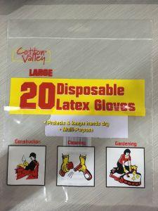 Popular PE Packaging Bag for Gloves