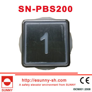 Mechanical Push Button for Elevator (SN-PBS200) pictures & photos