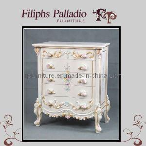 Luxury Italian Classic Design Hand Carved Furniture - Classic Floor Cabinet