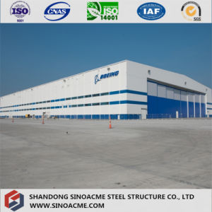 Prefabricated Portal Frame Steel Structure Aircraft Hangar pictures & photos