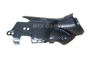 Carbon Fiber Exhavst Cover for YAMAHA R1 09 pictures & photos