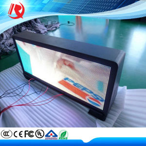 2016 Lowest Power LED Display Full Color Outdoor P10 P5 for Taxi Top pictures & photos
