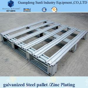 Galvanized Storage Steel Aluminium Pallet pictures & photos