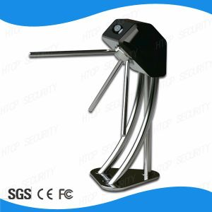 Automatic 304 Stainless Steel Tripod Turnstile
