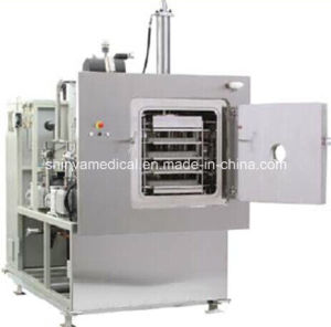 Laboratory Freeze Dryer, Pilot Freeze Drying Machine