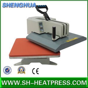 Manual Hot Sale Shaking Head Sublimation Heat Press Machine pictures & photos