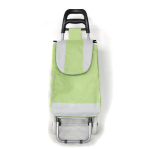 Hotsell 600d Foldable Shopping Trolley Bag pictures & photos