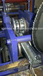 50*20mm Post Tension Flat Duct Making Machine pictures & photos