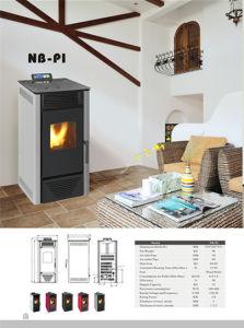8kw, Auto Feeding, Auto Ignite, Indoor Using Wood Pellet Stove (NB-PI) pictures & photos