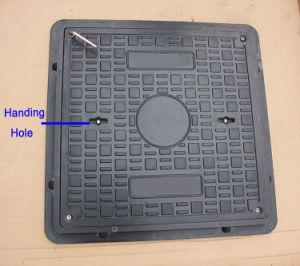 Zibo Best En124 SMC Composite Square Manhole Cover pictures & photos