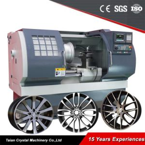 CNC Lathe CNC Alloy Wheel Repair Machine Tools Awr2840 pictures & photos