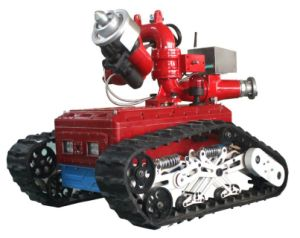 Cannon Optional Fire Fighting Robot pictures & photos